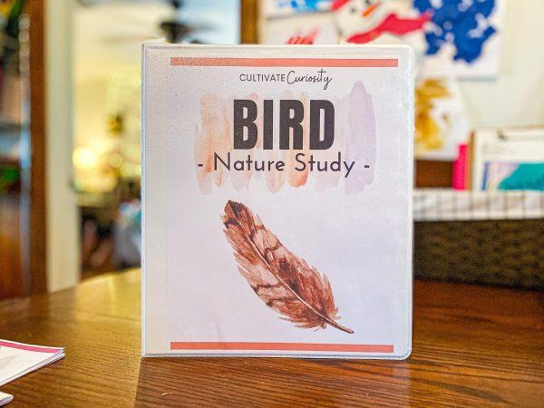 Bird Nature Study for Homeschoolers