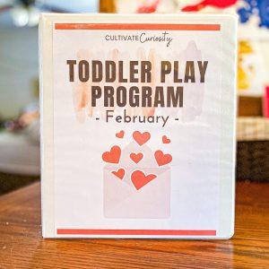 Toddler Play Program February