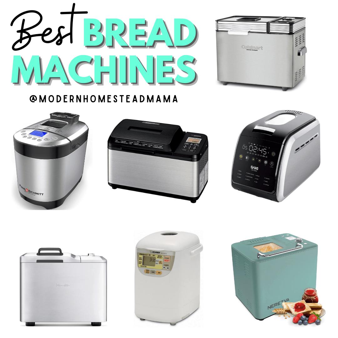 Best Bread Machines 2021