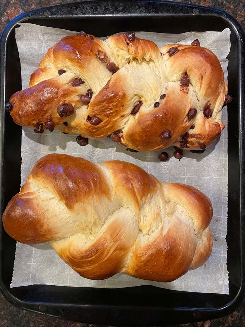 Bread Machine Challah