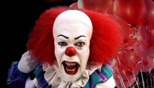 Pennywise is coming to the big screen!