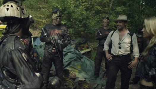 New Trailer and Stills for Zombie Killers: Elephant's Graveyard