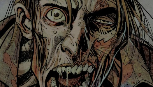 'The Walking Dead' Variant Cover at Nashville Wizard World