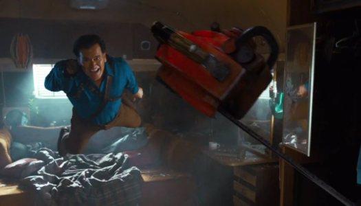 """Ash vs Evil Dead Season 1 Episode 1 """"El Jefe"""" [Recap]"""