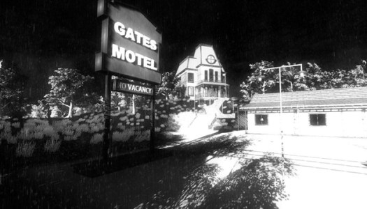 New 'Gates Motel' Game Plays Homage to 'Psycho'
