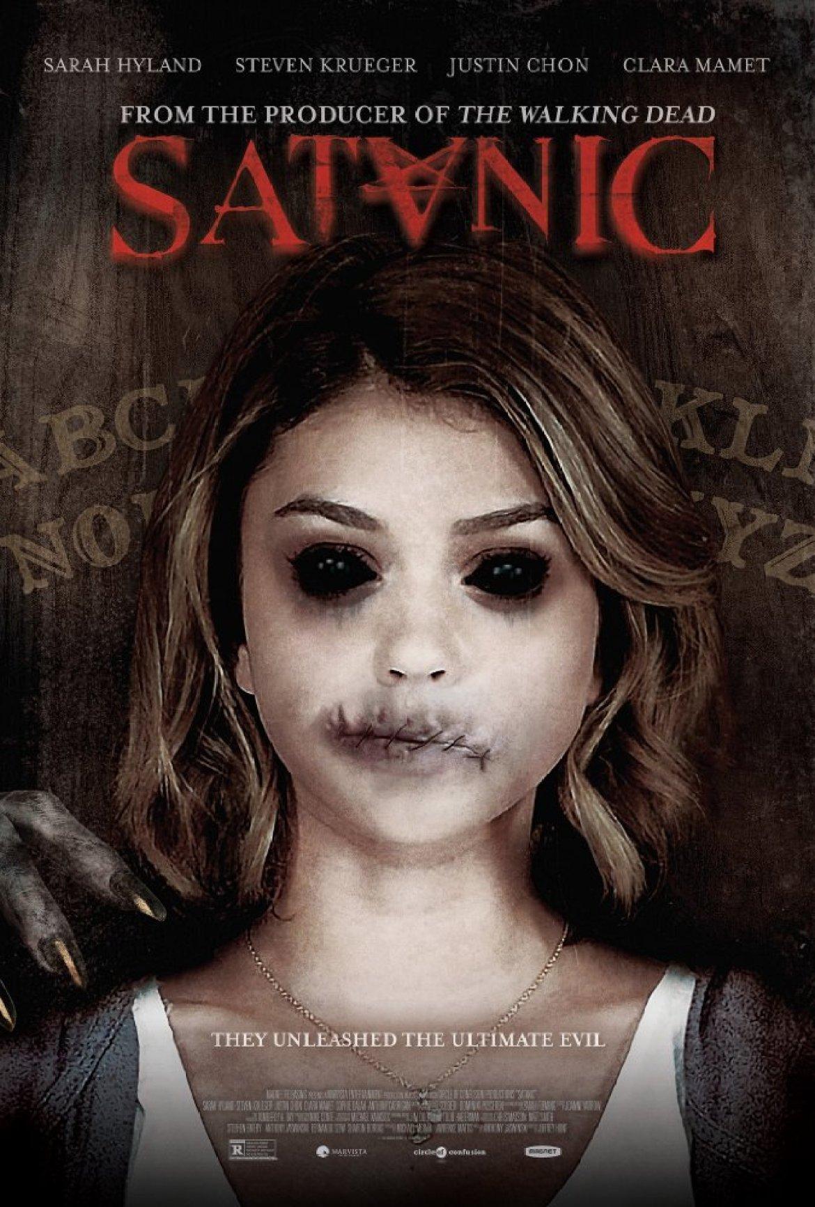 satnic poster