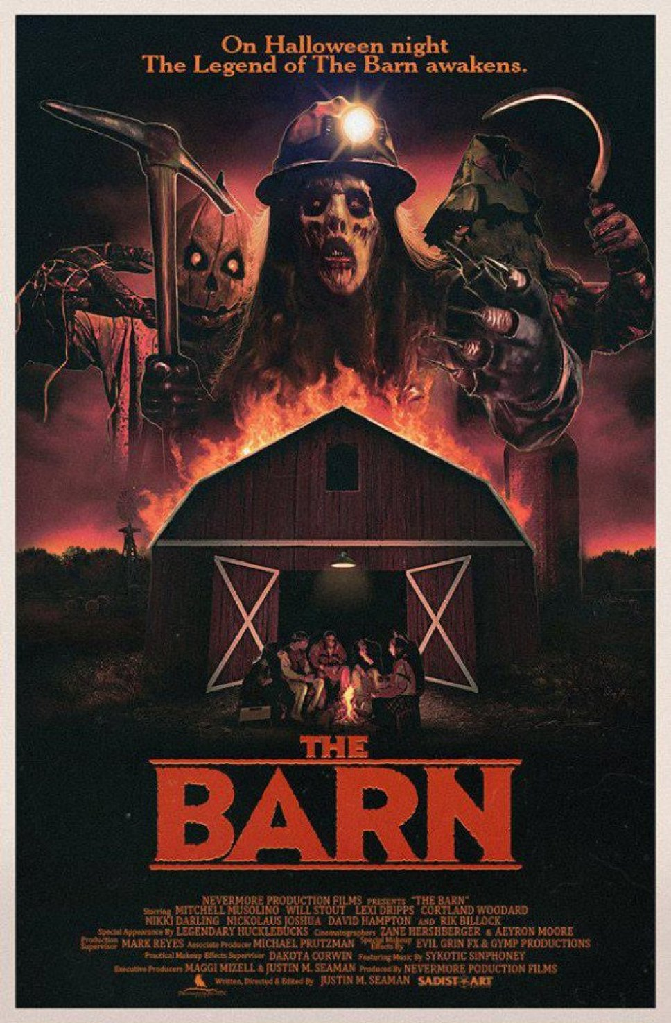 The Barn review