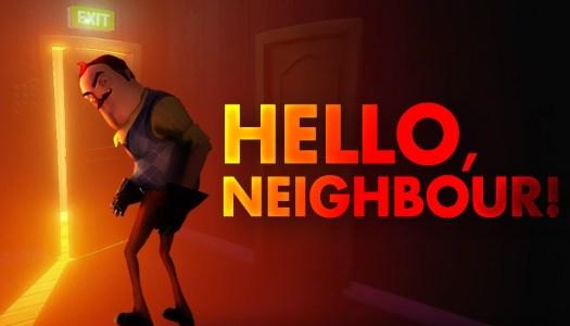 Modern Horrors Plays: Hello Neighbor pt2