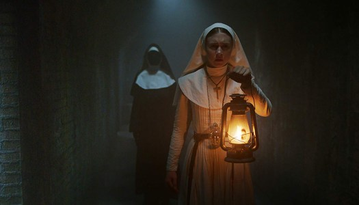 'The Nun' Brings Faux Frights Muddled In A Mediocre Story [Review]