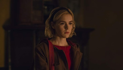 Growing Up Is Hard In 'The Chilling Adventures Of Sabrina' [Trailer]