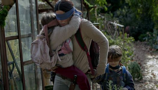 First 'Bird Box' Trailer has Strong 'A Quiet Place' Vibes