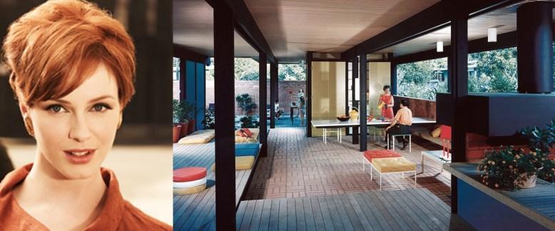Joan Holloway recreation pavillion Mirman house