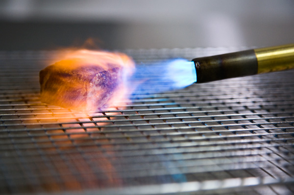 The campmaster gas torch kit is highly portable for all those small jobs that require quick application of heat or flame. Torch Tastes | Modernist Cuisine