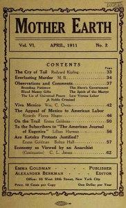 Cover design. 6:2 (June 1912)