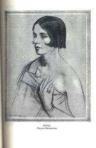 William Rothstein, Pastel. No. 1 (Nov. 1925): art insert, 1.