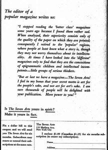 Subscription instructions. 1:5 (Mar. 1917): 435.