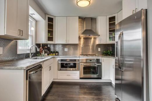 stainless steel kitchen backsplash kitchen remodeling
