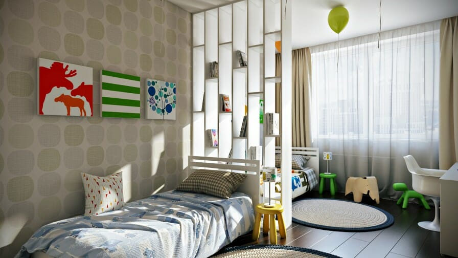 5 Tips For Making A Shared Bedroom Work For Your Children