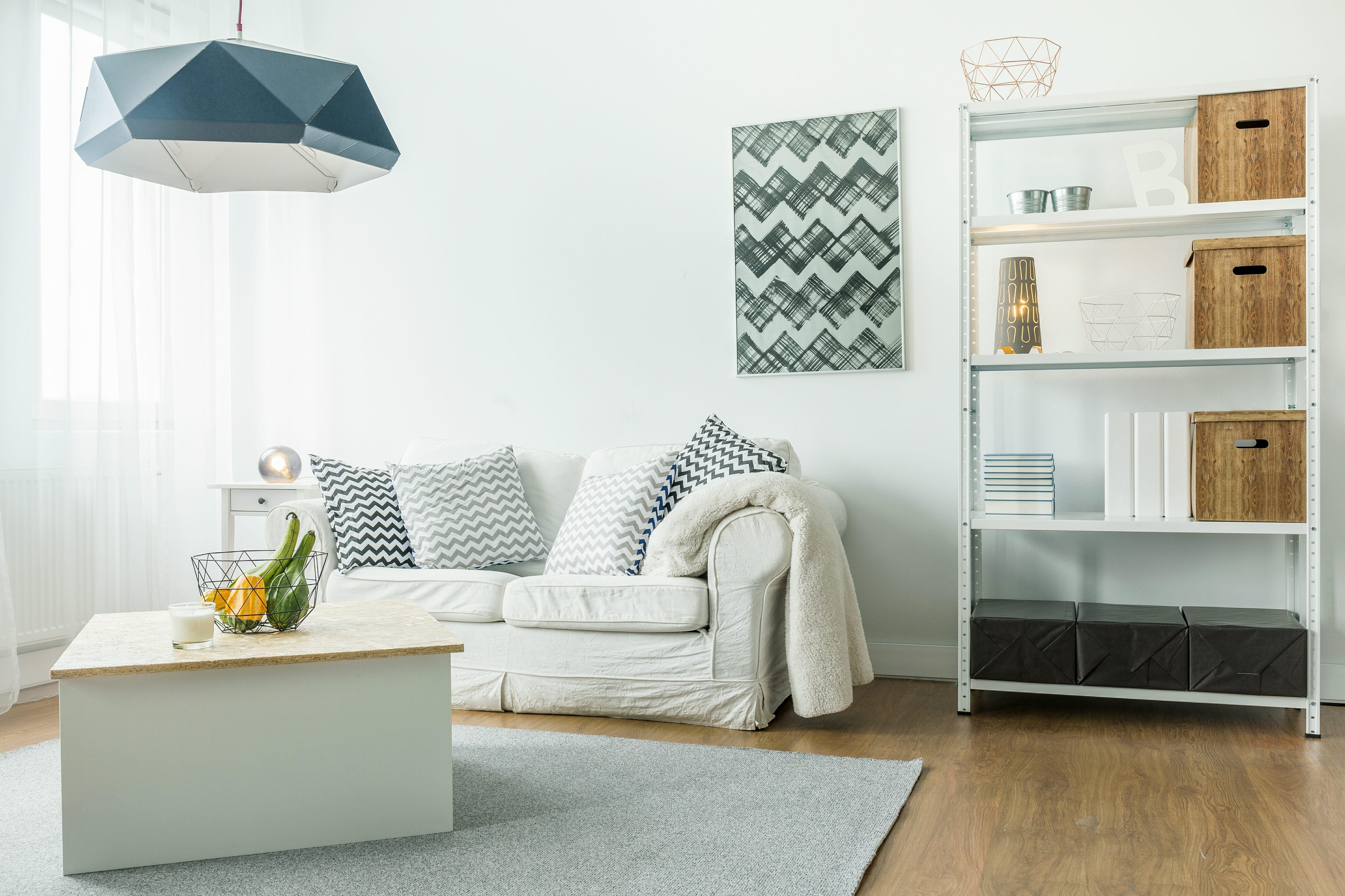 Minimalist Style 101 - Modernize on Minimalist Living Room  id=53113