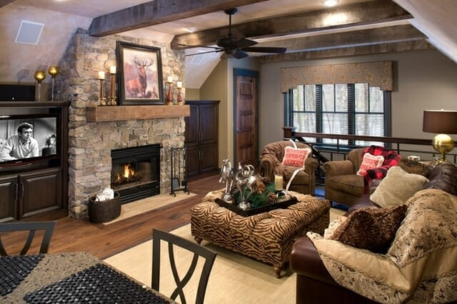 Rustic Style 101 - Modernize on Rustic Traditional Decor  id=70893