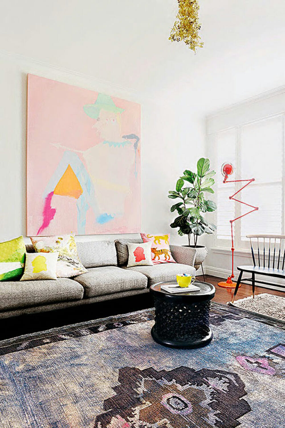 6 Creative Ideas to Decorate Your Blank Wall - Modernize on Creative Wall  id=20485