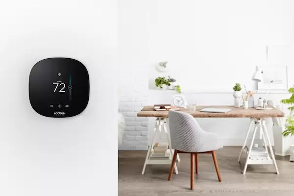 Ecobee temperature sensor