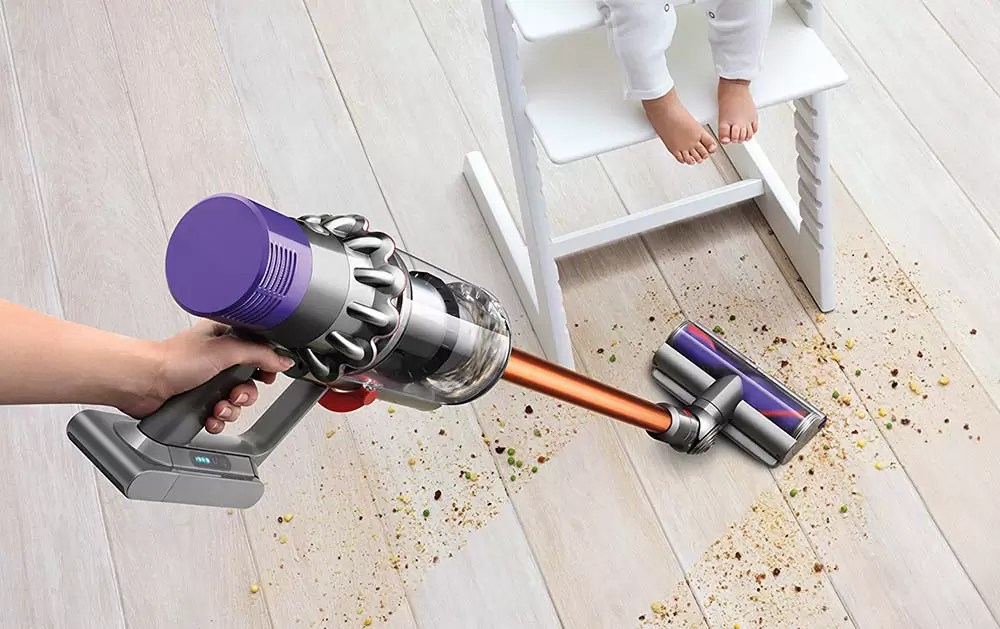 8 Best Cordless Vacuums For Hardwood Affordable Powerful 2018