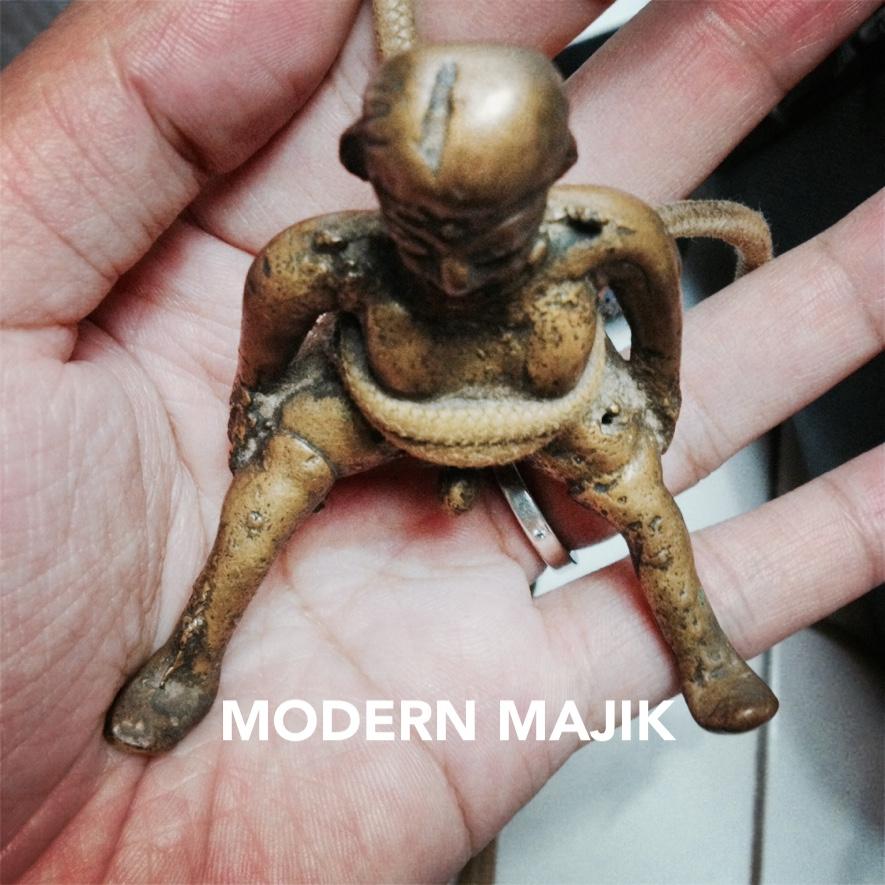 ไอ้เป๋อ (อีหง่างเขมร) ชื่อไอ้ทิด เนื้อทองผสม by MODERN MAJIK