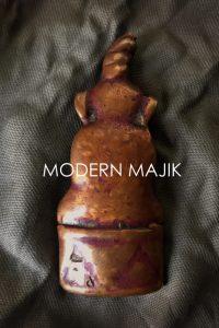 """พระงั่งเขมรตาแดงเนื้อทองแดงเถื่อน""""บุญมี"""" by MODERN MAJIK"""