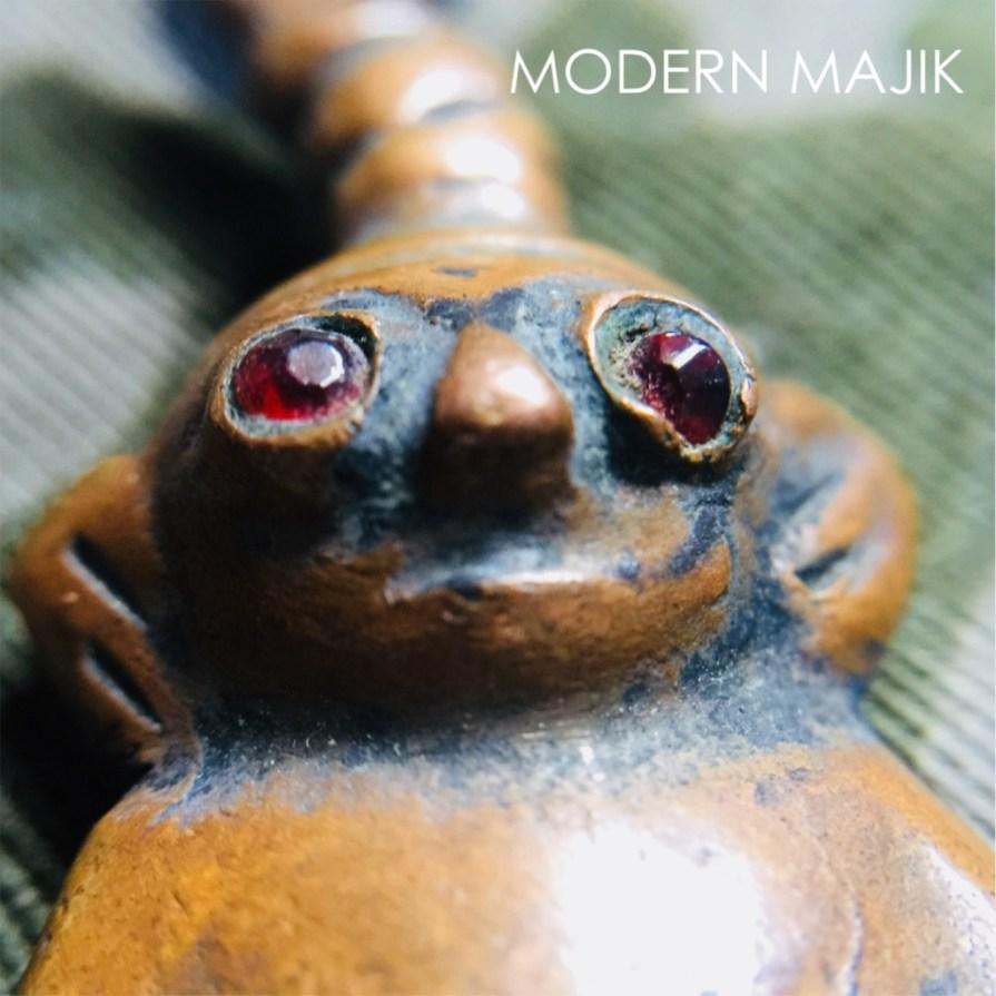 พระงั่งตาแดงเนื้อทองแดงเถื่อน M16