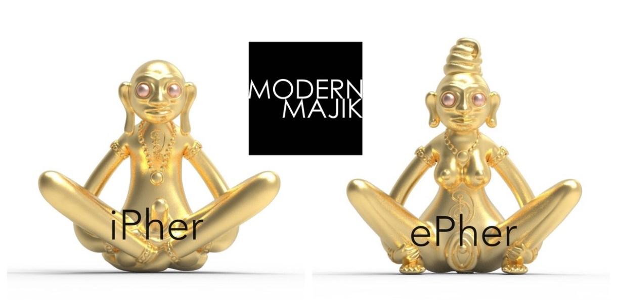 iPher ePher by MODERN MAJIK