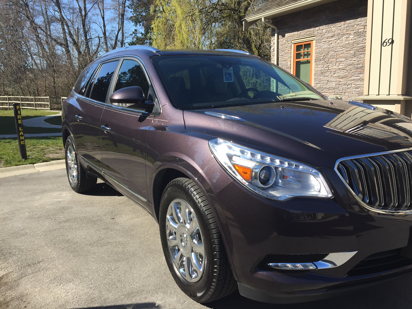 2015 buick enclave review modern mama. Black Bedroom Furniture Sets. Home Design Ideas