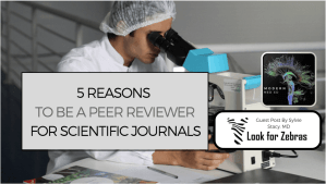 5 Reasons to be a Peer Reviewer for Scientific Journals