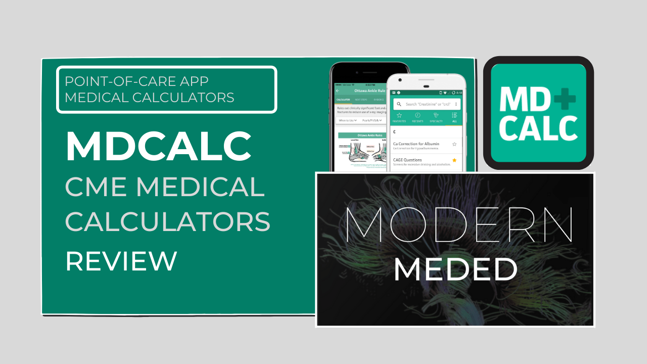 mdcalc review