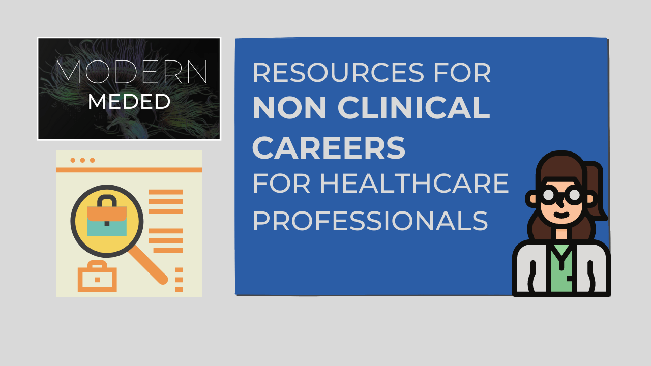NonClinical Careers Resources 1280x720