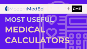 point of care clinical calculators