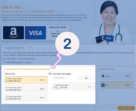 Emergency Medicine CME Pro Plus Step 2 of 3