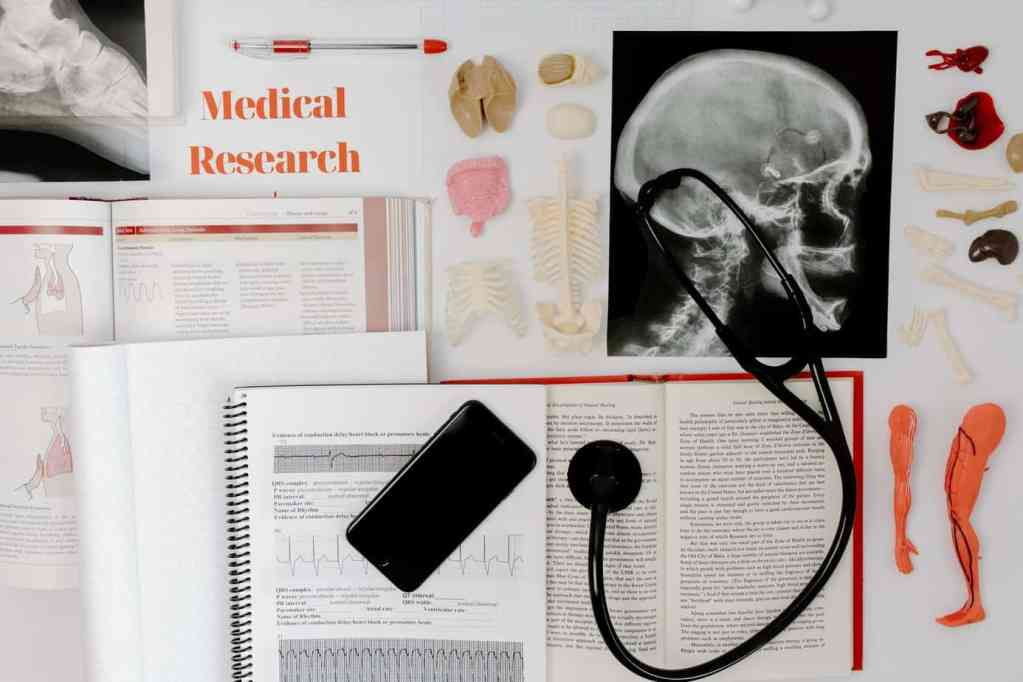 Medical Research Lateral Skull Radiograph in Medical Journal