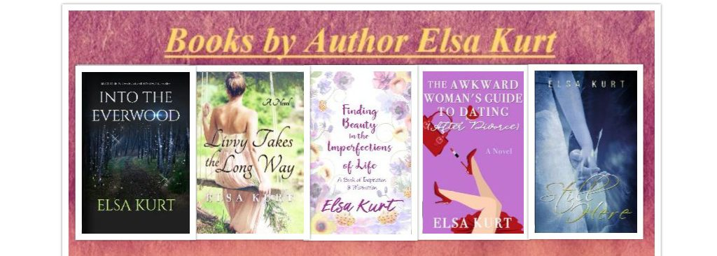 Author~Elsa Kurt (Melanie Cherniack)