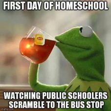 homeschoolday