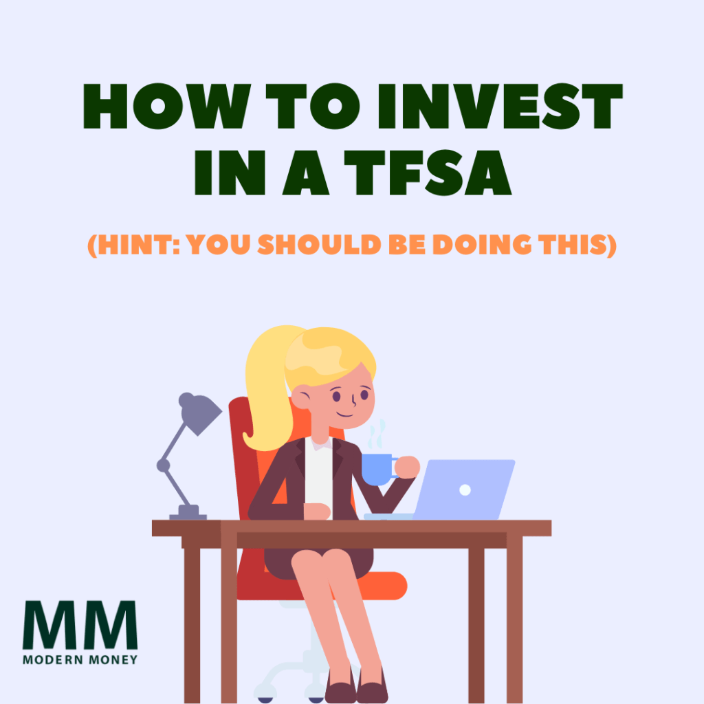 how to invest in a tfsa