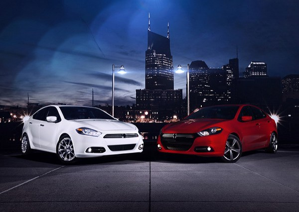 New Dodge Dart is Fully Revealed