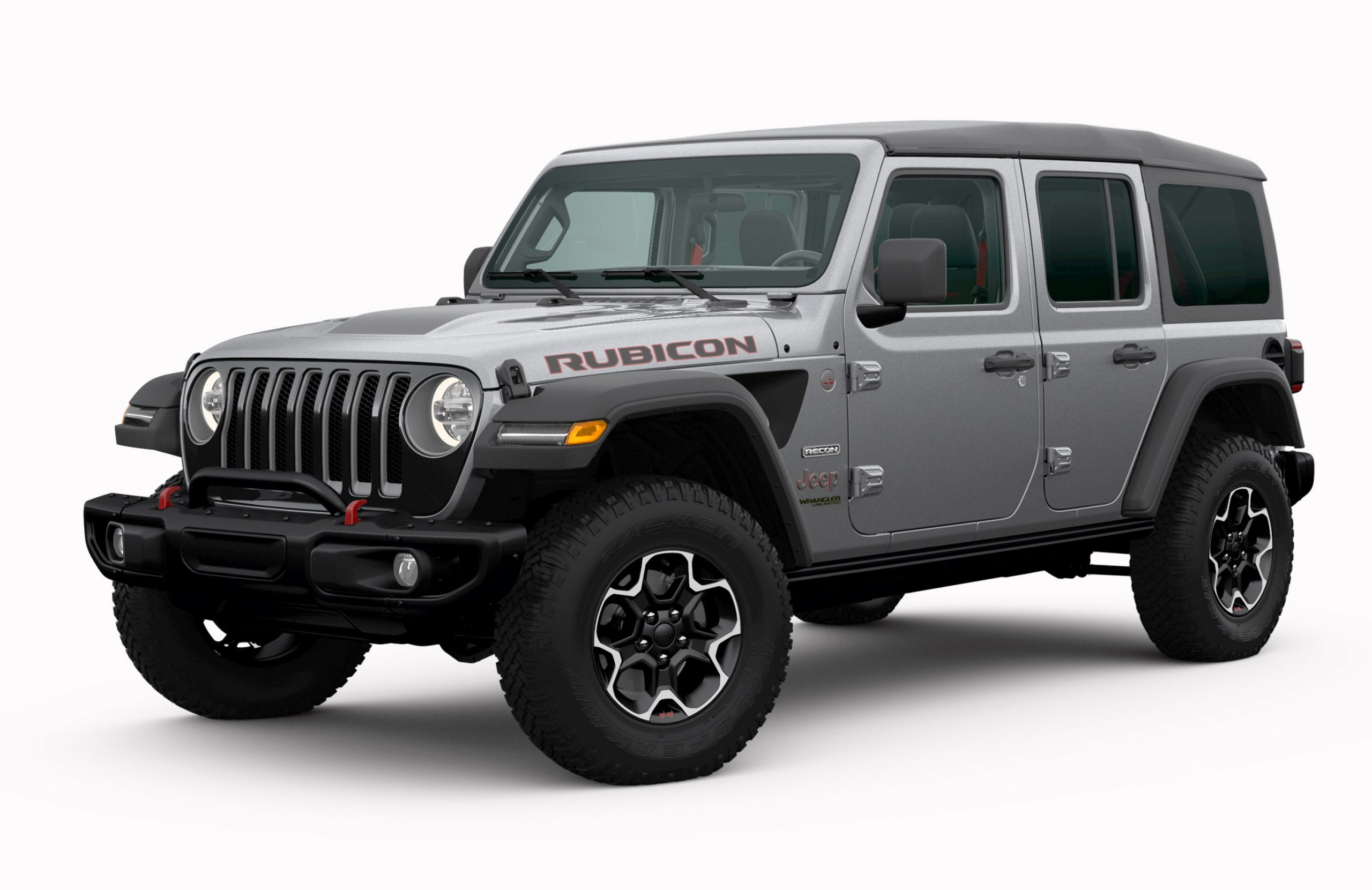 Jeep® Offers Special-edition Wrangler Rubicon Recon Model for 2020