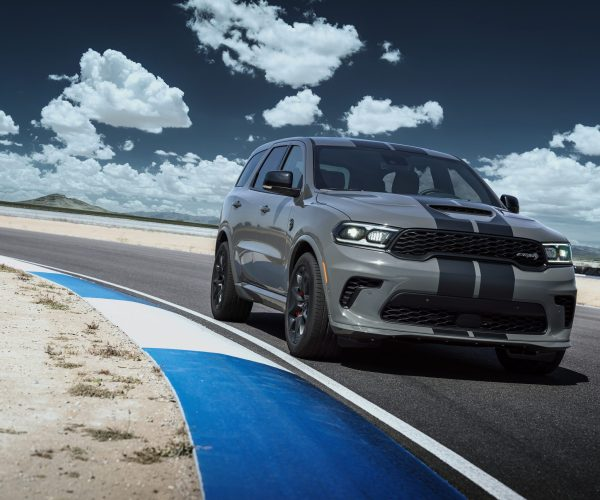 Cat Out of Hell: Dodge//SRT Introduces the Most Powerful SUV Ever – 2021 Durango SRT Hellcat