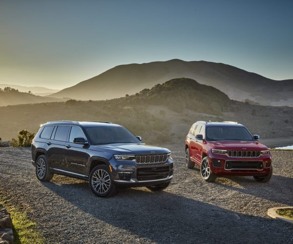 All the Details: 2021 Jeep Grand Cherokee L