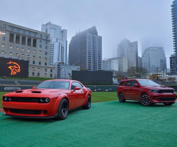 Three in a Row: Dodge Brand Wins Kelley Blue Book Brand Image Award