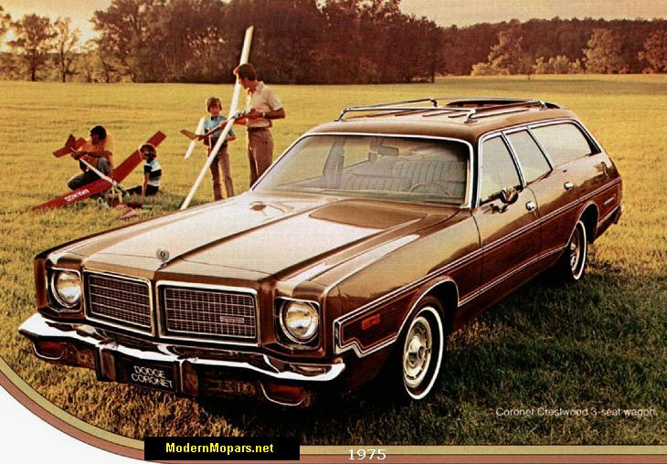 1976 Wagon Coronet Dodge