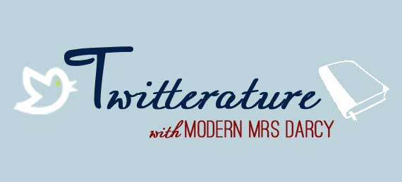 twitterature monthly reading linkup short reviews