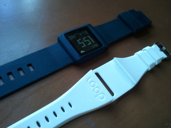 My Ugly Generic Chinese Branded Watch & Loop