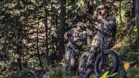 Hunting Photography